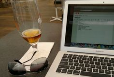 blogging on the go..