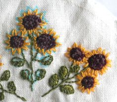 When I create a pincushion with a lot of hand embroidery, there are a few little challenges to deal with along the way. Since I've added a...