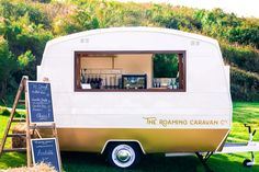 Mobile Caravan Bar available to hire