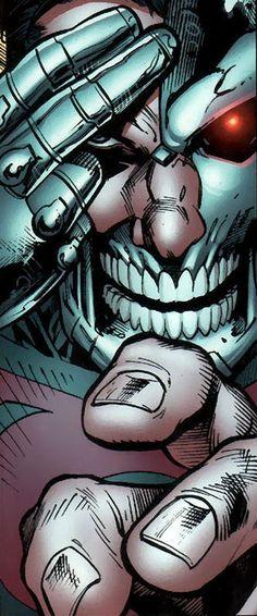 Cyborg Superman by Ardian Syaf