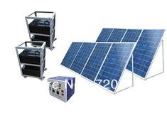 Sustentabilidade Energética Solar Termosolar e Eólica : Sistema Off-Grid Fora de Rede 1040W