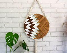 Wooden Wall Art, Wooden Walls, Wood Artwork, Wall Wood, Reclaimed Wood Art, Recycled Wood, Diy Wood, Art Textile, Boho Nursery