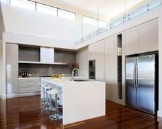 We listen to your needs and requirements to gain an understanding of your lifestyle and design a kitchen design to suit your needs. Urban Kitchen, New Kitchen, Kitchen Ideas, Kitchen Design, Flooring, Contemporary, Architecture, Projects, Furniture
