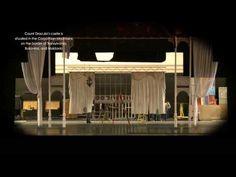 Creating the Castle: Atlanta Ballet's Dracula