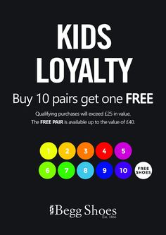 ❓Have you heard about our Kids Loyalty Rewards available in store? Don't forget to ask next time you're in getting shoes for your little ones...  Check out our kids selection here 👉 www.beggshoes.com/Kids/ Converse Star Player, Bags 2014, Loyalty Rewards, All Kids, School Shoes, Shoe Shop, Get One, Girls Shoes