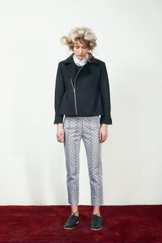 Peter Jensen | Pre-Fall 2014 Collection | Style.com