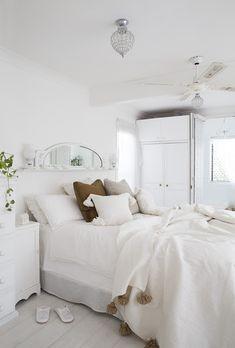 ATELIER RUE VERTE , le blog: Brisbane / Un intérieur blanc, un brin bohème /