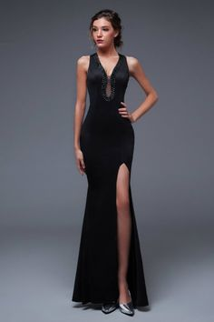 Poems Songs 2019 New Sexy Personality Back Evening prom gowns Party dress vestido de festa Elegant Vintage robe longue. Affordable Prom Dresses, Cheap Evening Dresses, Prom Dresses Online, Pageant Dresses, Evening Gowns, Split Prom Dresses, Mermaid Prom Dresses, Dress Prom, Party Gowns