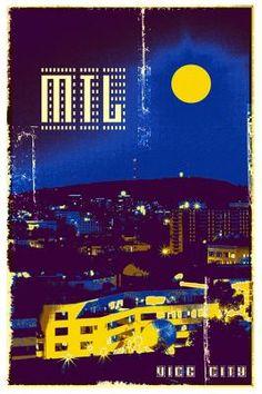 Vice City, yellow, Pascal Normand