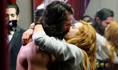 Becky Lynch & Seth Rollins share an intimate moment: WWE WrestleMania New York sneak peek Wrestling Videos, Wrestling News, Seth Freakin Rollins, Seth Rollins, Becky Lynch, Wwe Pictures, Wwe Photos, Wwe Couples, Rebecca Quin