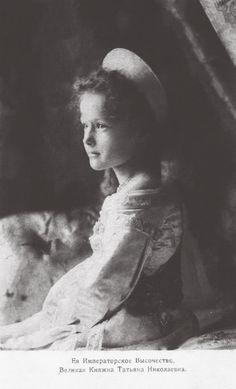 Tatiana Romanov, 1904