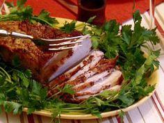 Get Honey Dijon Mustard Pork Loin Recipe from Food Network