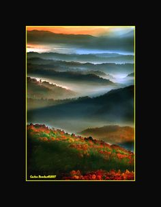 Great Smoky Mountains National Park, Gatlinburg, Tennessee