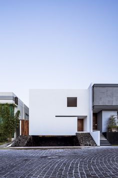 The Cave Modern Home in Zapopan, Jalisco, México by Abraham Cota… on Dwell