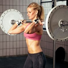 Ready to jumpstart your own body transformation? Try this sample weight lifting plan for women workout from Shannon Dey, M.S., founder and CEO of Bombshell Fitness, a competitive training and co