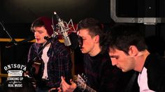 Skinny Living -Settle Down -ontsofa sessions are amazing