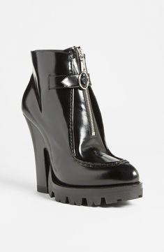 prada-front-zip-lug-sole-bootie
