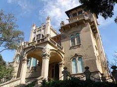 Villa Zanelli, de Gottardo Gussoni y Pietro Fenoglio. Art Nouveal Liberty (Savona, 1907)
