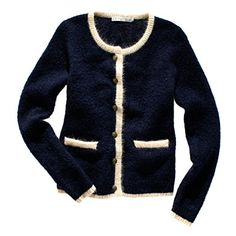 Ruby Cardigan by Alexa Chung for Madewell #Sweater #Cardigan #Alexa_Chung