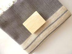 Organic Bamboo Turkish Towel Peshtemal beach and by TheAnatolian, $32.50