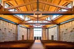 This is where we got married! Chapel at Watermark Church in Dallas 11/19/11  @Scott Doorley Kingsolver