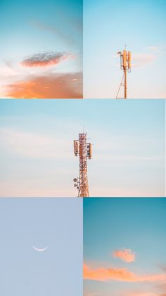 Jakarta, Wind Turbine, Clouds, Cloud