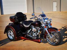 Motor Trike Gladiator IRS Conversion for Harley-Davidson FL Series