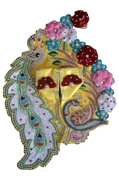 Designer Dress for Laddu Gopal Laddu Gopal Dresses, Krishna Lila, Bal Gopal, Dress Tutorials, Radhe Krishna, Baby Dresses, Summer Dresses, Diy Accessories, Deities