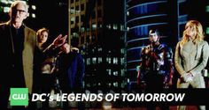 TV: First Trailer For DC's Legends Of Tomorrow | G33k-HQ