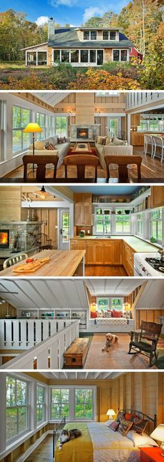 A stunning 1,100 sq ft retreat on Madeline Island