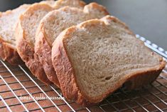 Who says healthy food cannot taste good? This bread is healthy - it is made with whole meal flour and it contains honey instead of sugar, and at the same time, it is soft and delicious! I liked it ...