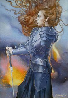 "eldamaranquendi: ""Sauron by kimberly80 """