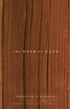 The Book of Sand.
