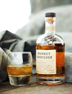 Amazing whiskey from monkey shoulder