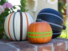 clever pumpkin decorating ideas | 13 DIY Pumpkin Decorating Ideas Decorate for Halloween with these cool ...
