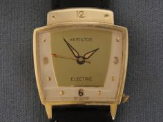 HAMILTON ELECTRIC WATCHES By Unwind In Time - Hamilton Electric Everest