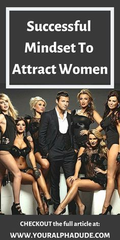 Success is a state of mind. If you think of yourself as a success, then you'll be a success. It's contagious. To find out the full discovery checkout this article. Alpha Male Traits, Insecure Women, How To Approach Women, Attraction Facts, Mind Reading Tricks, Dating Advice For Men, Dating Tips, Dating Coach, Body Language