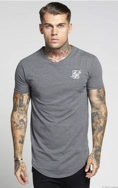 42903fe016 Fashion summer Kanye West Sik Silk Men Casual Hip Hop Swag Tyga Irregular  cut Zipper Short Sleeved T-shirts Khaki green red