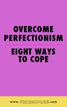Why Perfectionism Is Holding You Back + 8 Ways to Cope With It | Are you a perfectionist? Is your need to be perfect holding you back from chasing your dreams and living your passions? Creativity and happiness cannot exist in the presence of perfectionism. As a creative entrepreneur, you deserve to feel infinite amounts of self-worth. Try these 8 coping techniques to deal with your perfectionism on a daily basis. Click through to get the tips and join the free community or re-pin this for…