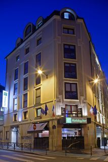 holiday inn bastille paris booking