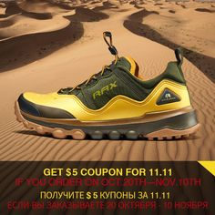 check out 9d07d f4a94 RAX Outdoor Breathable Hiking Shoes Men Lightweight Walking Trekking  Sneakers Women Antiskid Mountain Climbing Shoes Waterproof Review