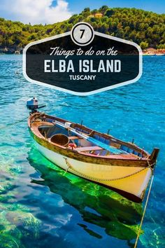 Things to do on the Elba Island