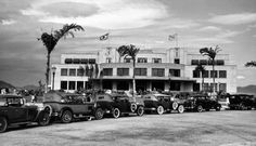 Aeroporto Santos Dummont, Rio de Janeiro, terminal da Pan American, 1939