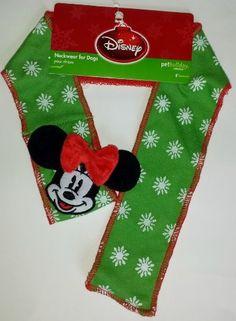 One Size Minnie Mouse Scarf Neck Wear Dog Accessory Pet Apparel Disney http://www.amazon.com/dp/B00I2T4KWA/ref=cm_sw_r_pi_dp_atfeub07PXWC2