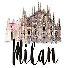 Milan by creativelolo