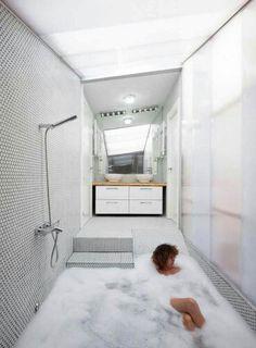 Sunkin bath