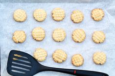 Almond Flour Shortbread Cookies (low sugar and really easy) — The Fountain Avenue Kitchen