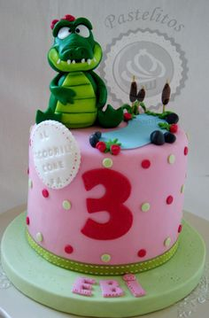 All decorations hand made and edible. Follow us on facebook Pastelitos Cake Boutique