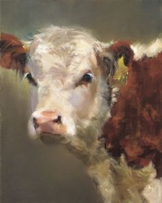 BabyCakes ( 2011 American Impressionist Society National Exhibition, Sold at The Russell 2012) by Daria Shachmut Oil ~ 20 x 16