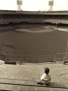 Old Tiger Stadium, Detroit, MI I saw Denny McLain pitch here in '68
